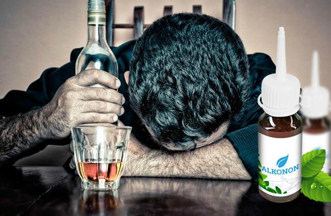Алконон для борьбы с алкозависимостью состав
