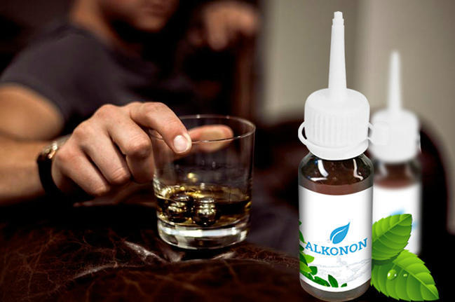 Алконон для борьбы с алкозависимостью преимущества