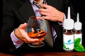 Алконон для борьбы с алкозависимостью результаты