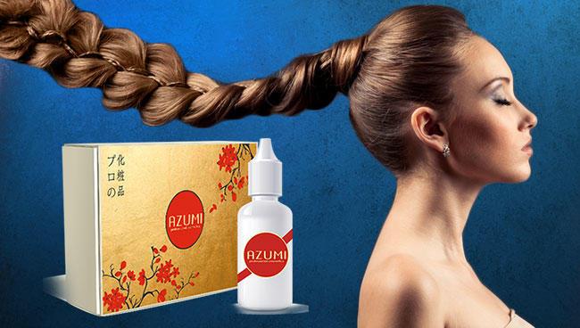 AZUMI средство для восстановления волос состав