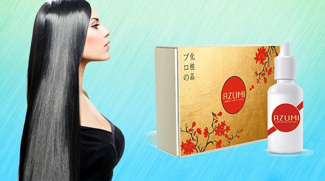 AZUMI средство для восстановления волос купить