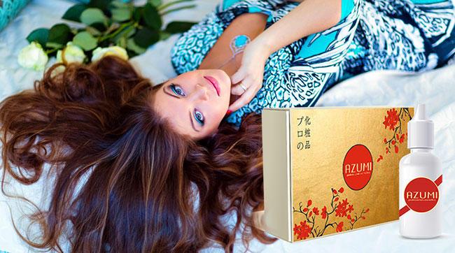 AZUMI средство для восстановления волос применение