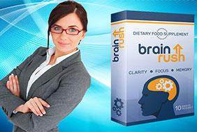 BrainRush капсулы для повышения умственной работоспособности эффективность