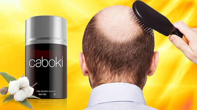 Caboki загуститель для мужских волос купить