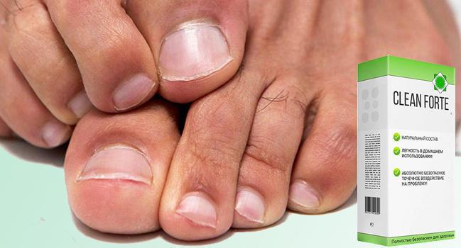 Клин Форте от грибка ногтей и стоп отзывы