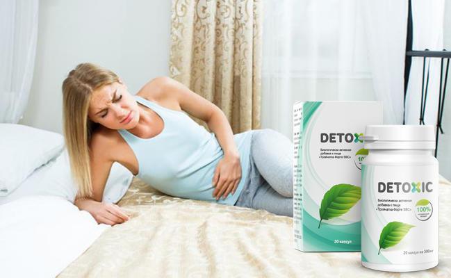 Detoxic от паразитов купить