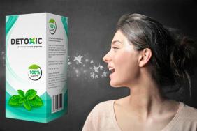 Детоксик от запаха изо рта результаты