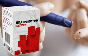 Диатривитин от сахарного диабета эффект