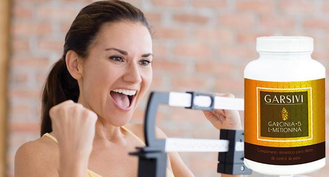 Garsivi для похудения действие