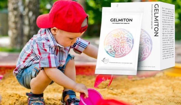 Gelmiton от гельминтов и паразитов купить