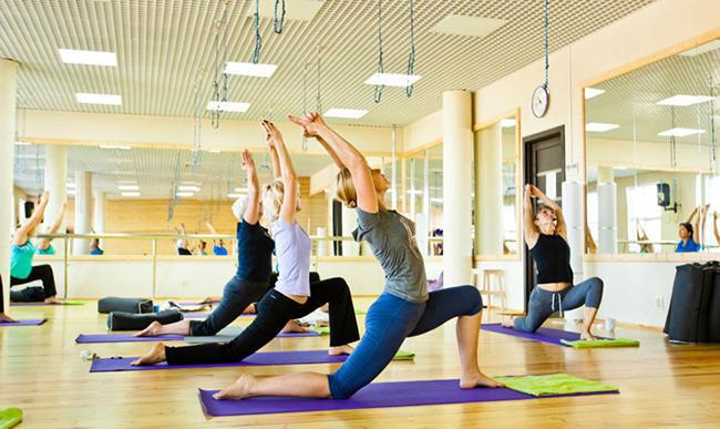 Городской - фитнес клуб - отзывы. тренировки