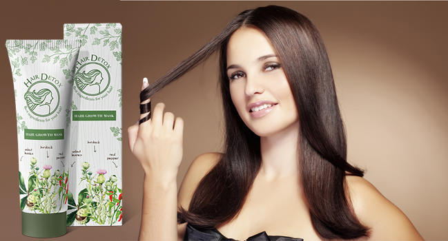 Hair Detox для волос действие