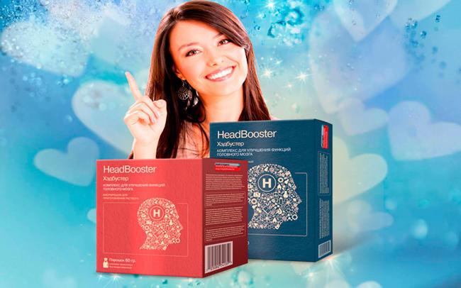 Headbooster средство для стимуляции умственной активности состав