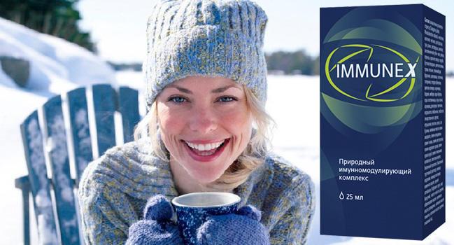 Immunex капли для укрепления иммунитета купить