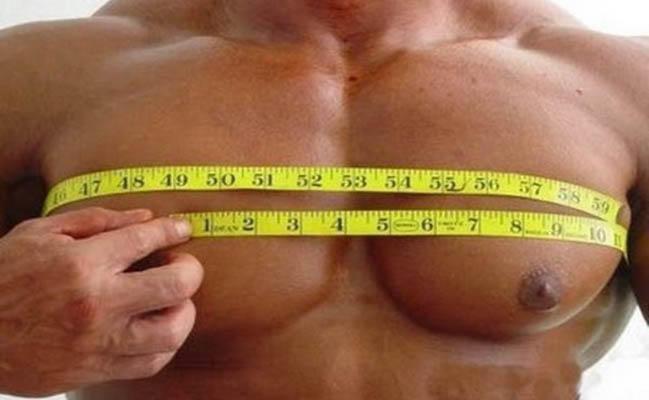 Как накачать грудь <strong>стиля</strong> правильно