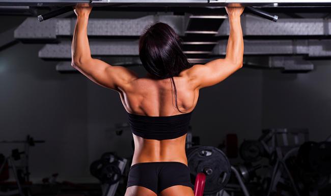 Как убрать складки на спине в домашних условиях упражнения