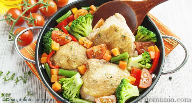 Как убрать жир с бёдер и ляжек диета