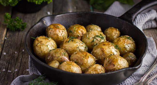 как сделать картошку в духовке рецепты