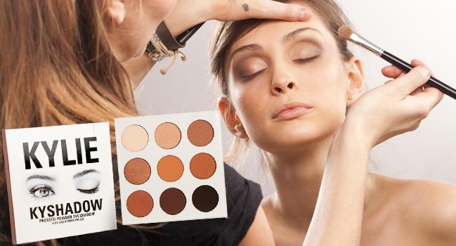 Набор теней Kylie Cosmetics состав
