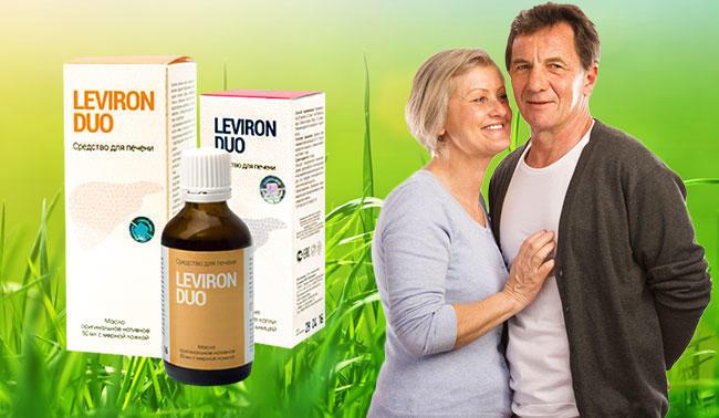 Leviron Duo средство для восстановления и очищения печени действие
