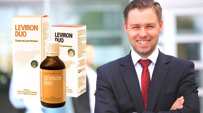 Leviron Duo средство для восстановления и очищения печени отзывы