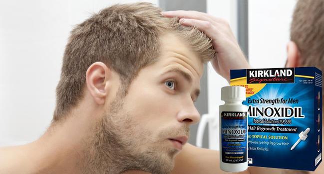 MINOXIDIL для роста волос отзывы