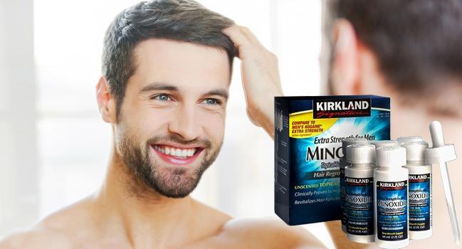 MINOXIDIL для роста волос действие