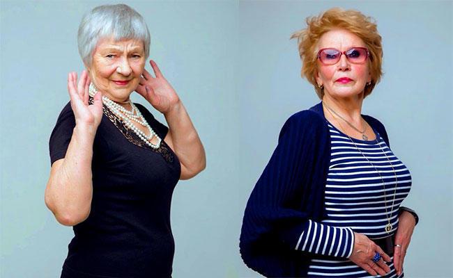 Мода для женщин старше 50 лет: одежда, причёска, макияж гардероб