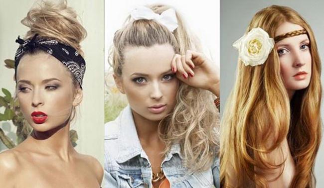 Модные молодёжные причёски. видео