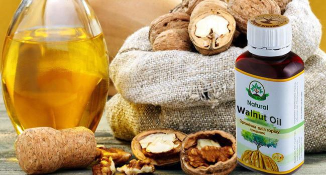Натурал Валнут Ойл масло для борьбы с диабетом состав