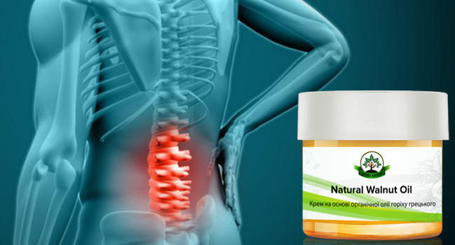 Natural Walnut Oil от боли в суставах отзывы