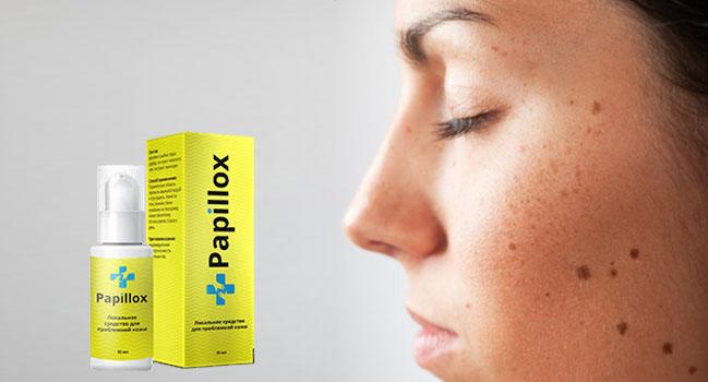 Papillox от бородавок и папиллом действие