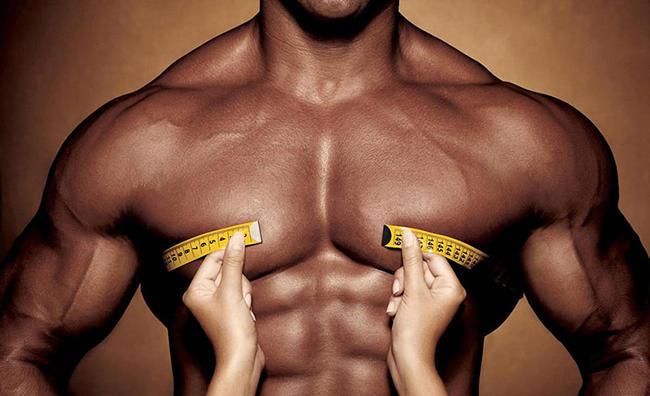 Набор мышечной массы. видео