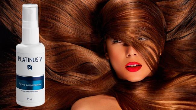 PLATINUS V комплекс для восстановления и укрепления волос купить