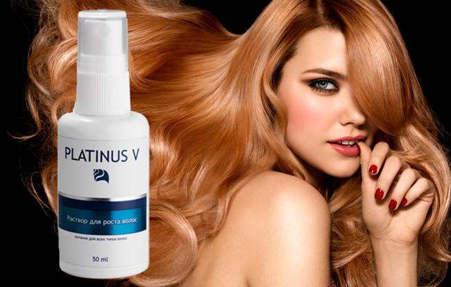 PLATINUS V комплекс для восстановления и укрепления волос преимущества