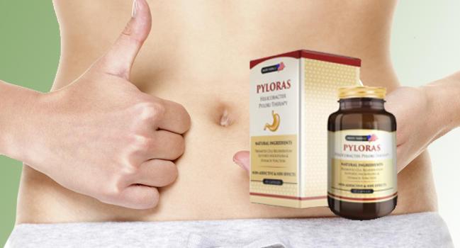 Пилорас для лечения гастрита и язвы желудка действие