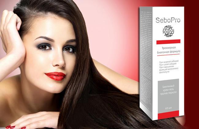seboPro крем-гель от перхоти для роста и красоты волос отзывы