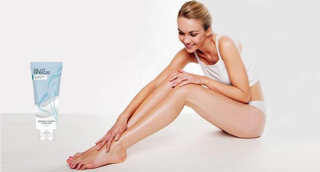 Силки Бриз для гладкости кожи состав