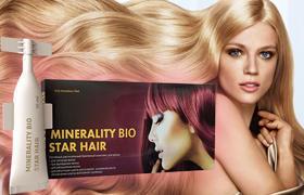 Стар хаир для волос эффект