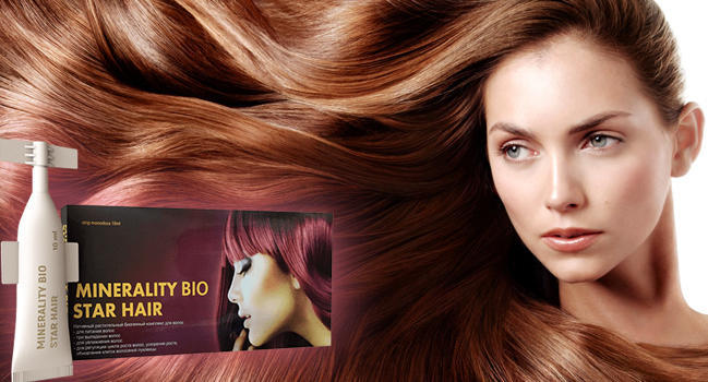 Minerality Bio Star Hair для волос действие