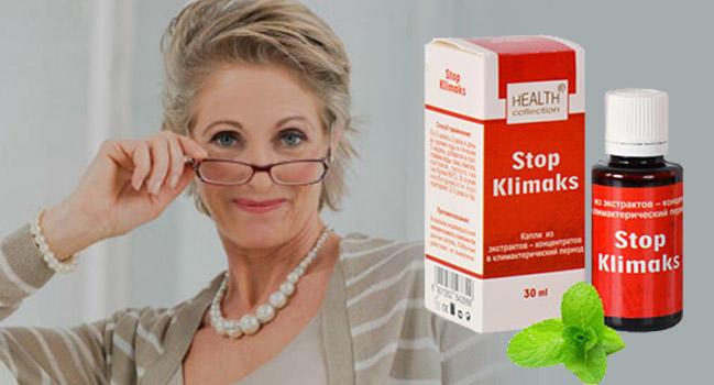 Stop Klimaks от климакса купить