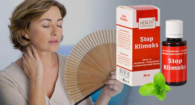 Stop Klimaks от климакса отзывы