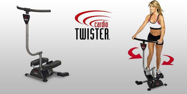 Как правильно выбрать и купить тренажёр для похудения Кардио Твистер - Cardio Twister, отзывы. тренировки