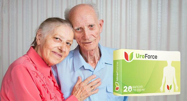 UroForce капсулы от мочекаменной болезни купить