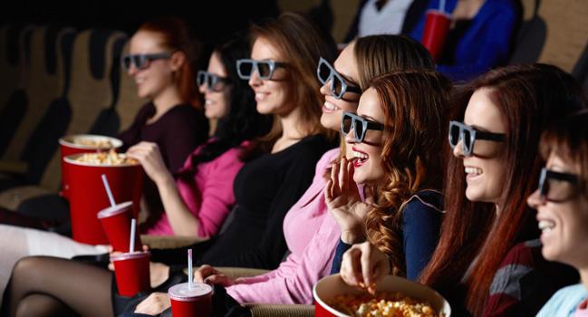 В чем пойти на свидание в кино