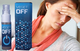 Вегет Офф против симптомов ВСД эффект