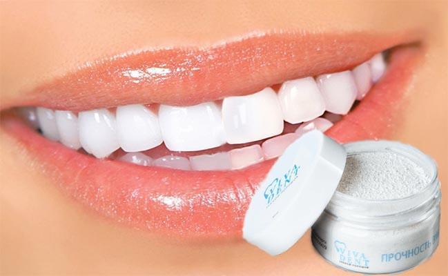 Viva Dent для ухода за зубами преимущества