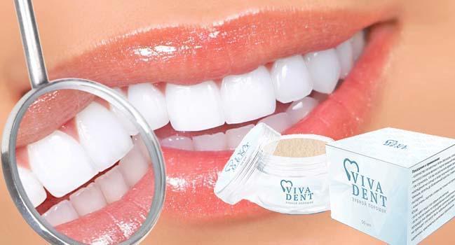 Viva Dent для отбеливания зубов отзывы