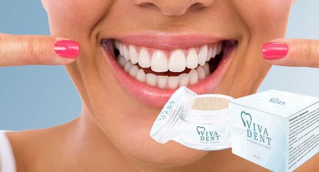 Вива Дент для отбеливания зубов состав