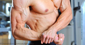 Как быстро накачать мышцы дома